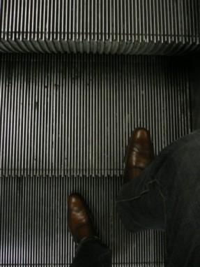 Ferragamo dans le métro