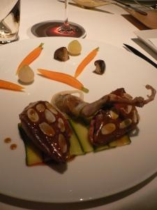 Pigeon ou Sashimi ?