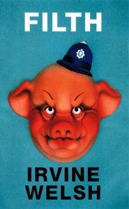 "Filth, un roman de ""cochon"""