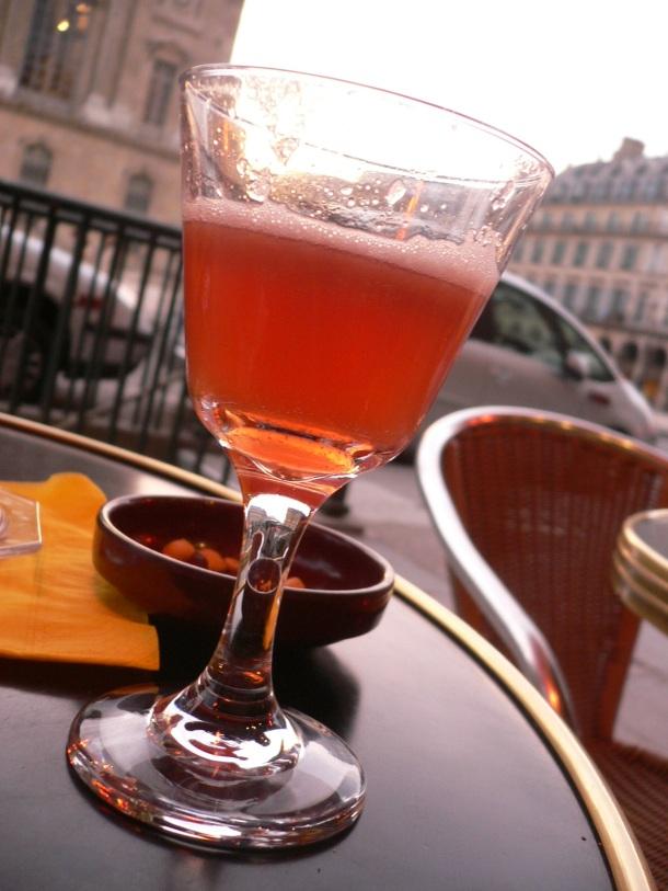 Terrasse et Cocktail au Fumoir, Paris 1er