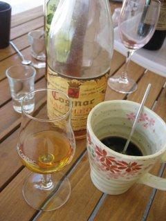 Café & Cognac, pousse au crime