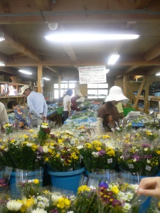 Fleuriste et cooperative
