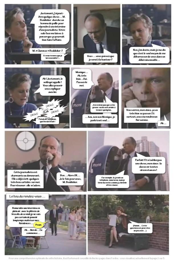 Page 2 - L'affaire est faite avec Clarence Boddicker