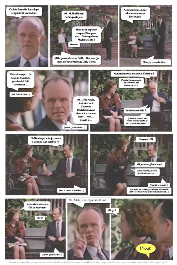 Page 3 - Une interview qui tourne mal