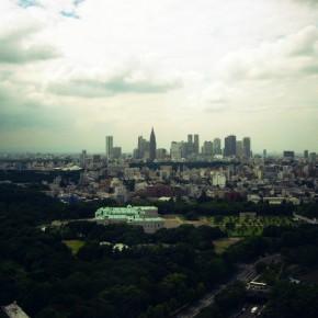 Protégé: Tokyo Noir